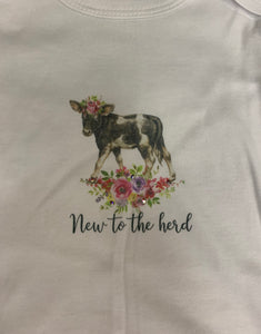 New to the Herd Gown