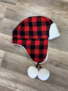 Buffalo Check Hat