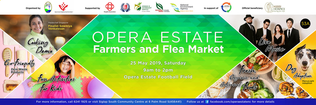 opera estate farmers market, singapore, farmers market, everything green, nparks, hortpark, microgreens,