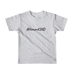 #HumanKIND Short Sleeve Kids T-shirt (4 Colors Available)