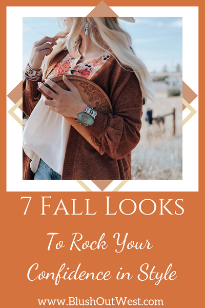 7 Fall Looks To Rock Your Confidence In Style