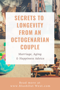 Secrets To Longevity From An Octogenarian Couple