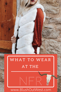 What To Wear At The NFR