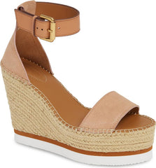 Nordstrom Wedge pairs well with Blush Out West