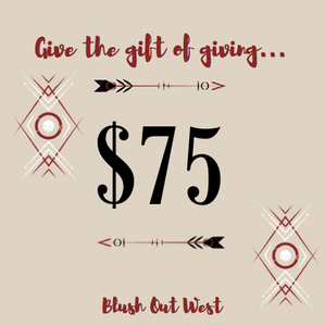 GIFT CARD ($25-$250)