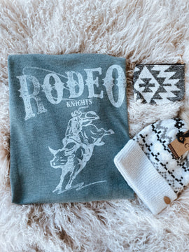 Teal Rodeo Thermal