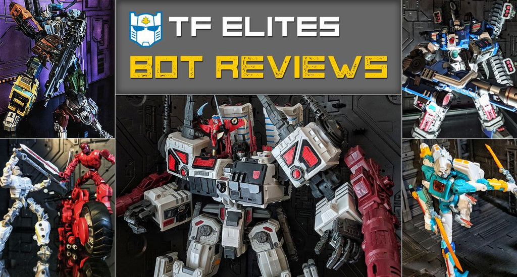 BOTReviews: Transformers: Siege Micromasters, Series 2  — TF