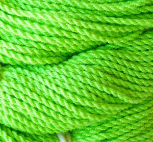 25 Pack Polyester YoYo String Green