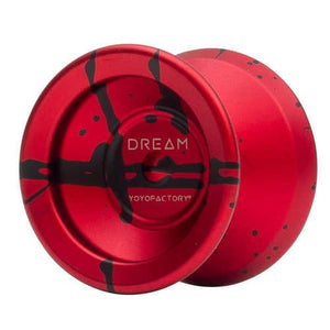 Dream Red/Black Splash