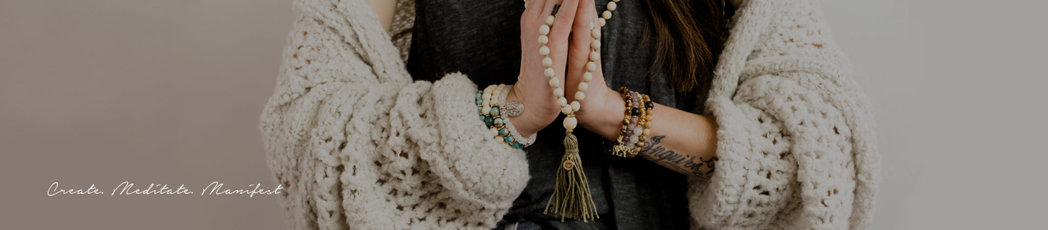Manifesting Beads - Modmala - The Mala Making Kit