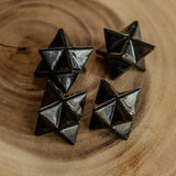 Natural Shungite Merkaba