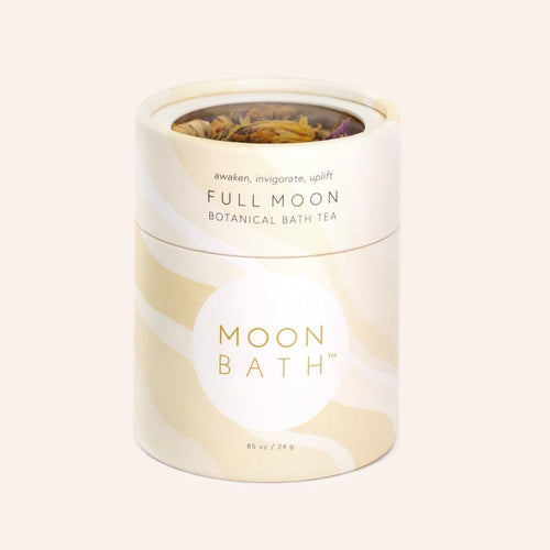Full Moon Botanical Bath