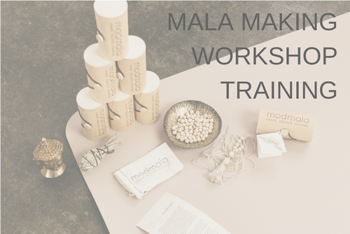 Mala Making Workshop Training