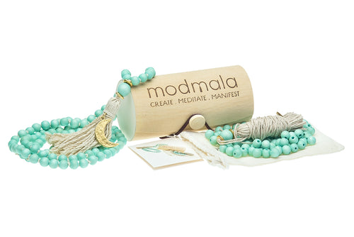Mala Making Kit - Sea/Sand (Spring Exclusive)