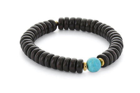 Labradorite and Earth Sacred Element Bracelet