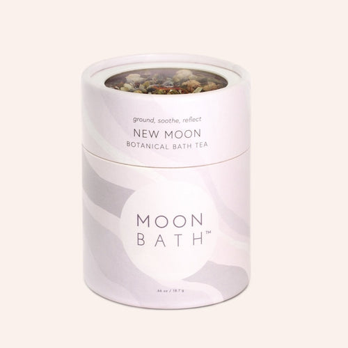New Moon Botanical Bath