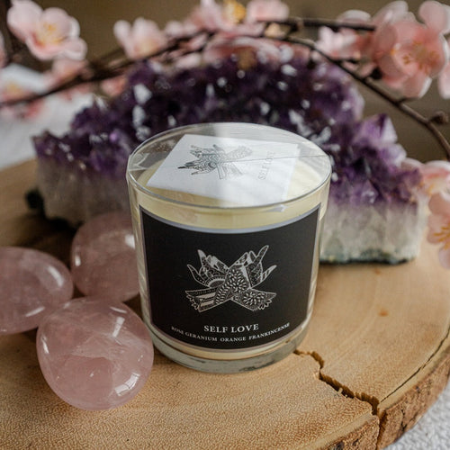 Self Love Candle