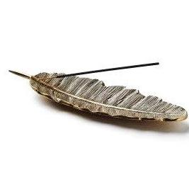 Feather Incense Holder