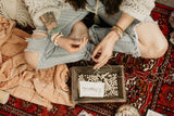 Mala Making Kit - Sage/Oat
