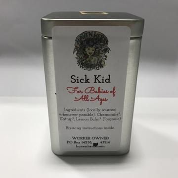 Sick Kid Tea