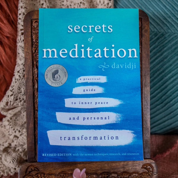 Secrets of Meditation by davidji