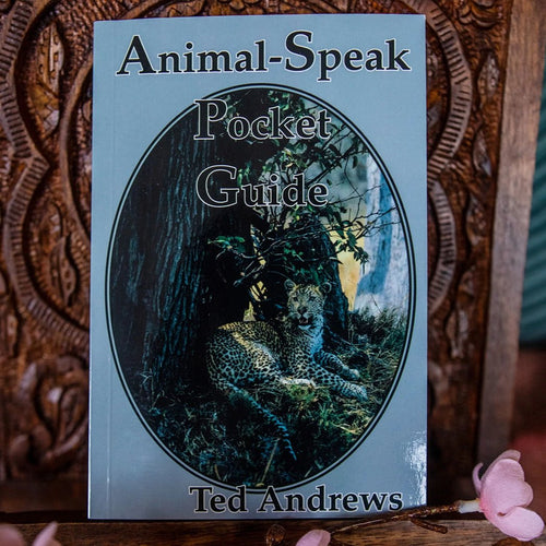 Animal Speak Pocket Guide by Ted Andrews