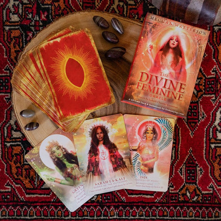 The Spirit Animal Oracle deck