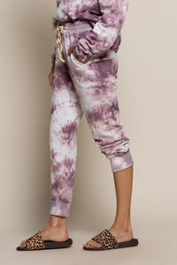 Wild Berry Splash Joggers