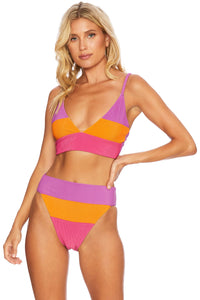 RIZA TOP SUNSET COLORBLOCK