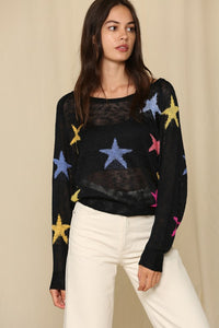 Party Star Pullover