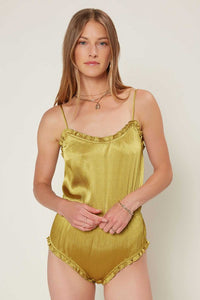 Pickle Cami Bodysuit