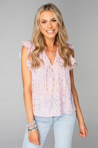 BUDDY LOVE Victoria Carnation Top