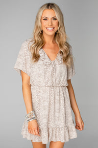 BUDDY LOVE Trixy Foxtrot Dress