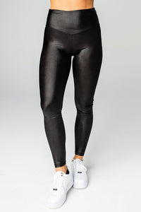 Buddy Love Jillian Black Leggings