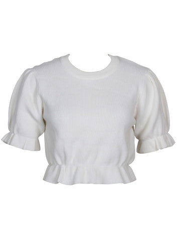 MINKPINK Molly Knit Top
