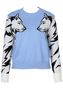 MINKPINK Wolf Pack Sweater