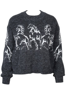 MINKPINK Running Wild Sweater