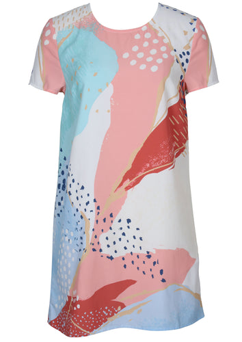 MINKPINK Calm Bliss Shift Dress