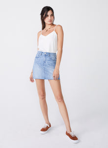 Nico Chevy Denim Skirt
