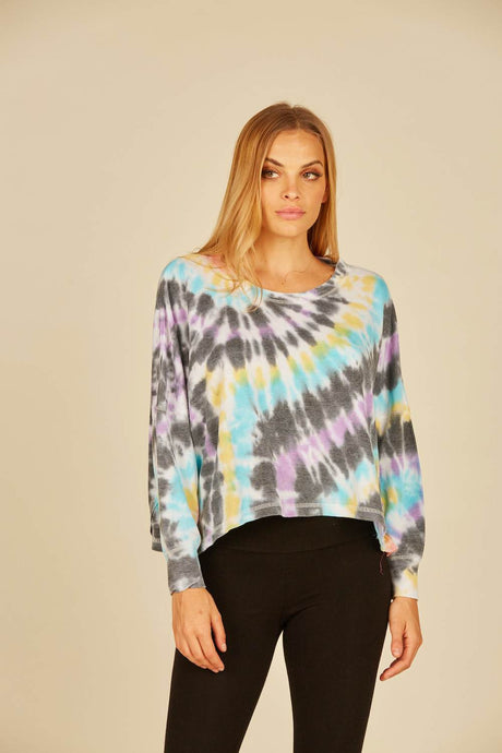 Rainbow Swirl Thermal