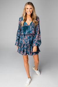 Buddy Love Zozo Neptune Dress
