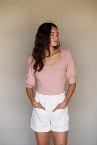 Pink Sands Sweater