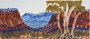 "Ivy Pareroultja - ""Ellery Creek Big Hole"", 2010"