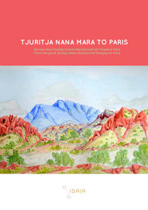 "Catalogue ""Tjuritja Nana Mara to Paris"""