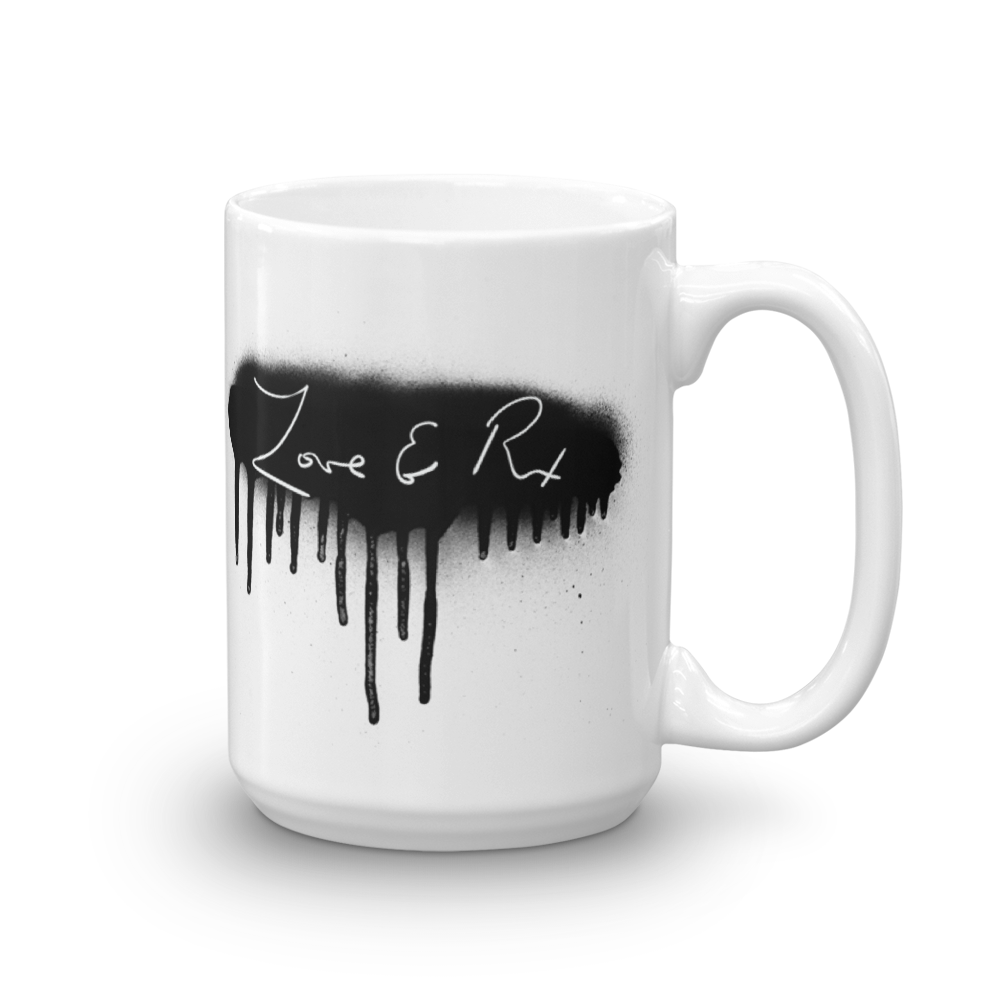 May Your Fate Be Determined By Your Character Love And Rx 15oz Mug
