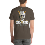 Truth Slayer Heraclitus Skull Love And Rx Short-Sleeve Unisex T-Shirt - Army