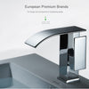 European Style Side-Handle Waterfall Faucet
