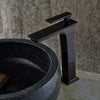 English Style Deck Mounted Basin Faucet in Oil Rubbed Bronze