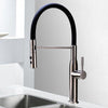 New 304 Stainless Steel Pull Down Kitchen Faucet