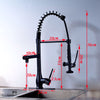 Commercial Style Pre-Rinse Kitchen Faucet
